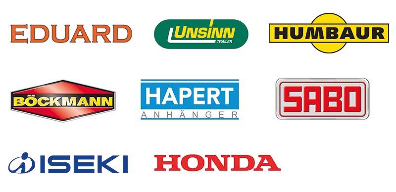 Gartentechnik Anhänger Marken Fahrzeugtechnik EFF