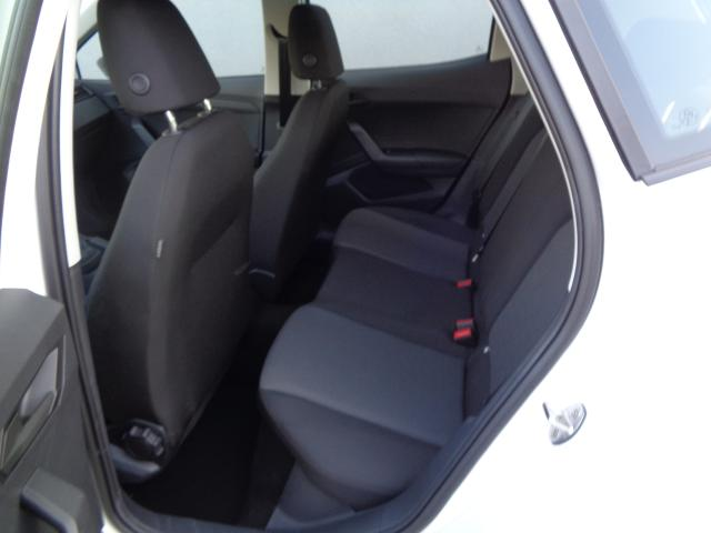 seat arona reference 1 0 tsi freisprech einparkh fahrzeugtechnik eff. Black Bedroom Furniture Sets. Home Design Ideas